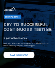 key to successful continuous testing
