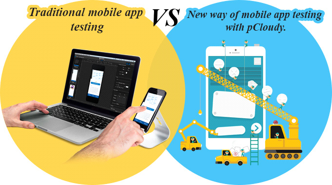 Mobile App Testing Comparison