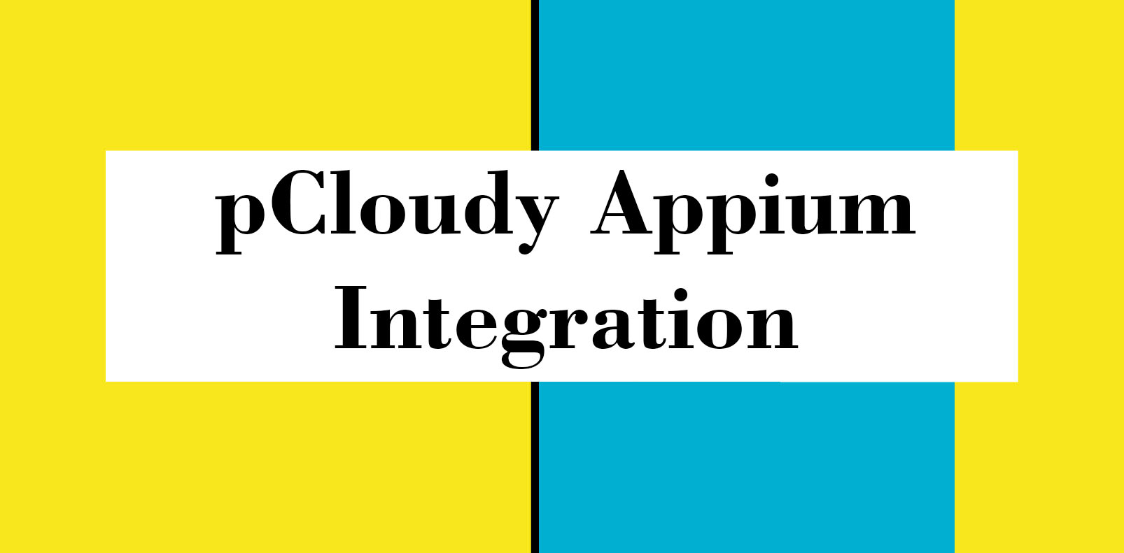 Help Guide for pCloudy-java-Connector for Appium