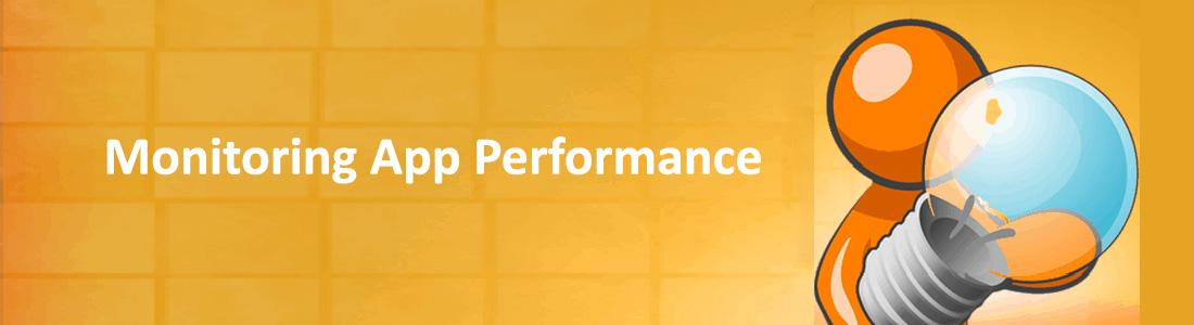 Monitoring-Mobile-App-performance