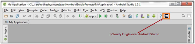 pcloudy-plugin-over-android-studio