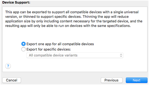 Choose-to-export-for-all-compatible-devices
