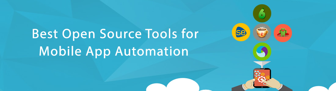 mobile app automation tools