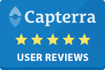 Capterra Review Badge