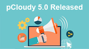 pCloudy 5.0 Release