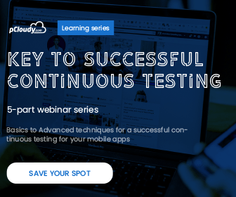 Learning Series: Key to Successful Continuous Testing