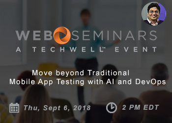 techwell web seminar