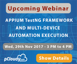 Appium TestNG Framework and Multi-Device Automation Execution