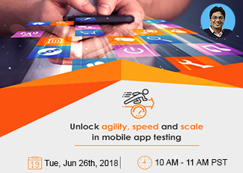 Mobile App Testing - Webinar