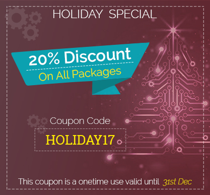Dicount Coupon