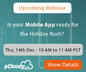 upcoming webinar app ready for holiday rush