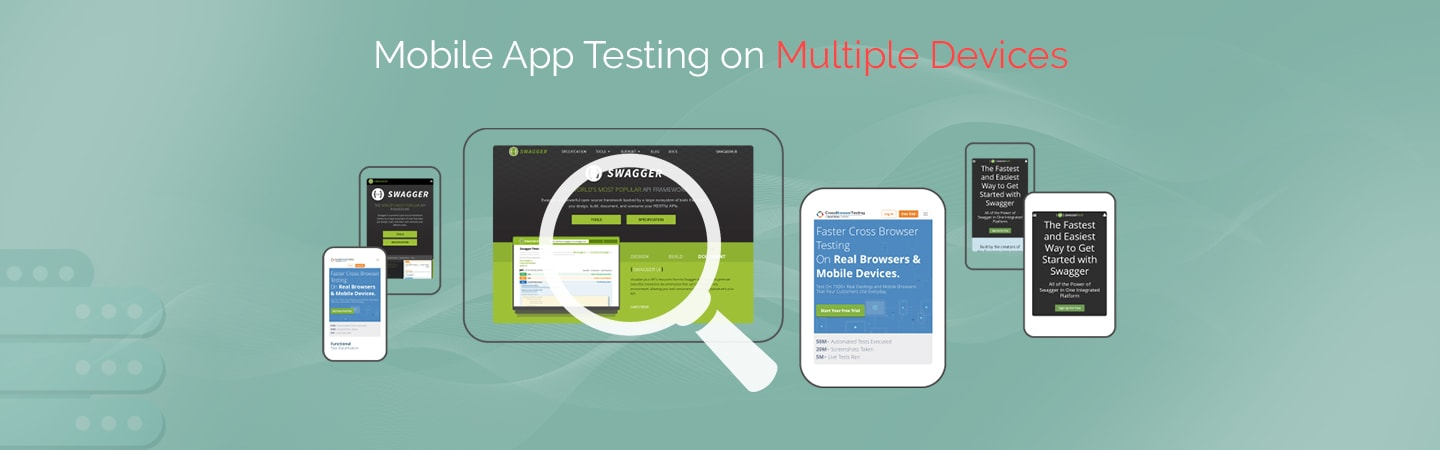 Mobile App Testing on Multiple Devices