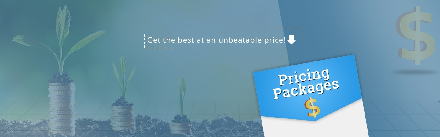 pCloudy Pricing Packages