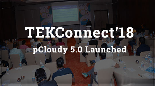 pCloudy 5.0 Launched - Event