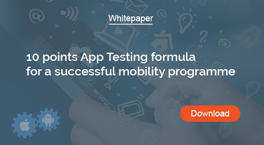 10 points mobile app testing - White Paper