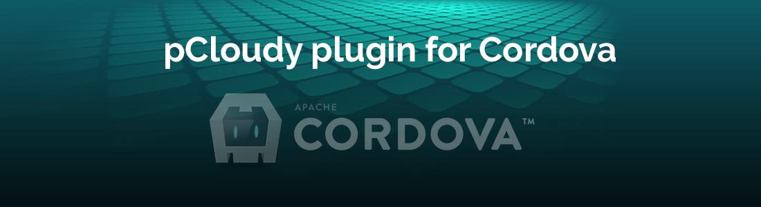 pCloudy plugin for cordova