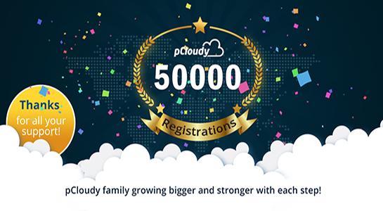 50000 Registration Celebrations