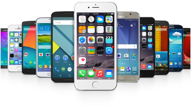 Mobile Devices for Application Testing