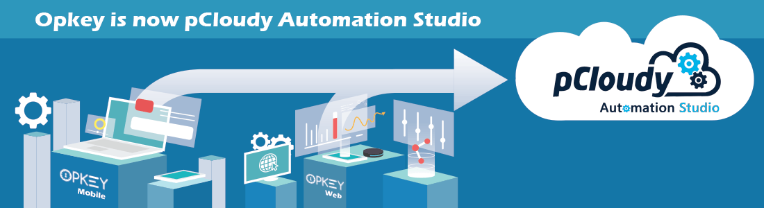 Opkey is Now pCloudy Automation Studio