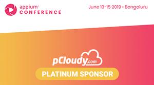 Appium Conference - Platinum Sponsor