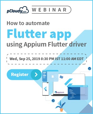 How to automate Flutter app using Flutter driver