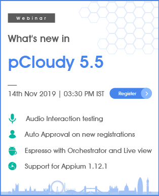 pCloudy 5.5