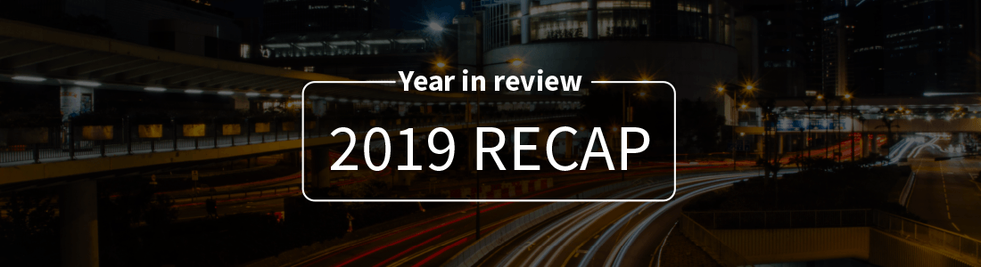 2019: The Year In Review
