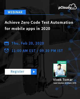 zero code automation
