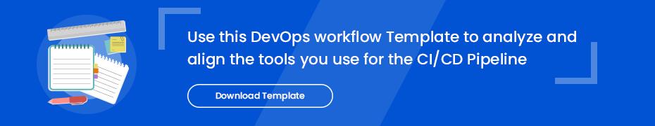 devops workflow template