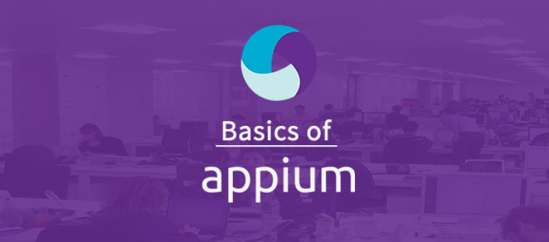 Basics of Appium Mobile Testing