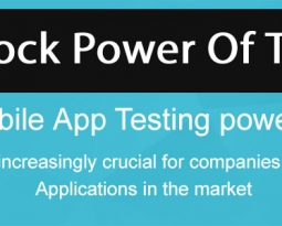 Accelerated Mobile App Testing powered by pCloudy