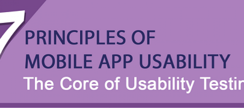The 7 Principles Of Mobile App Usability