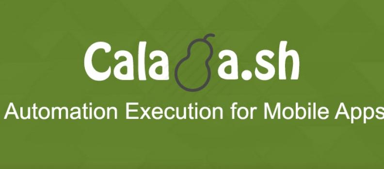 Calabash Automation Execution