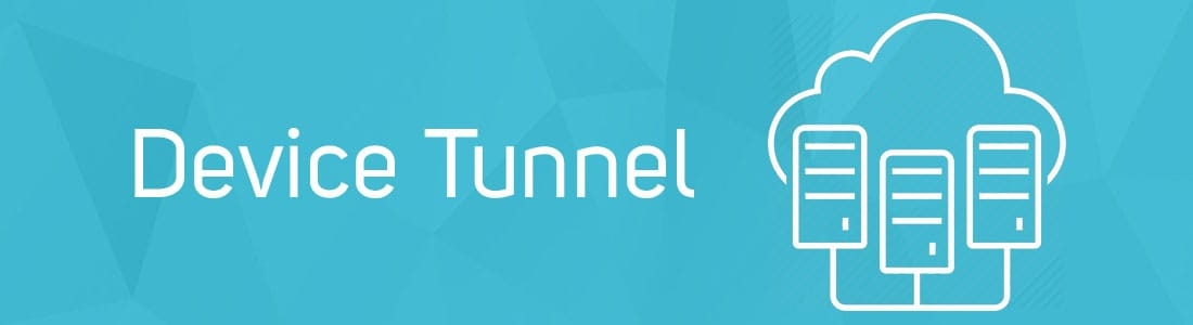 Device Tunnel