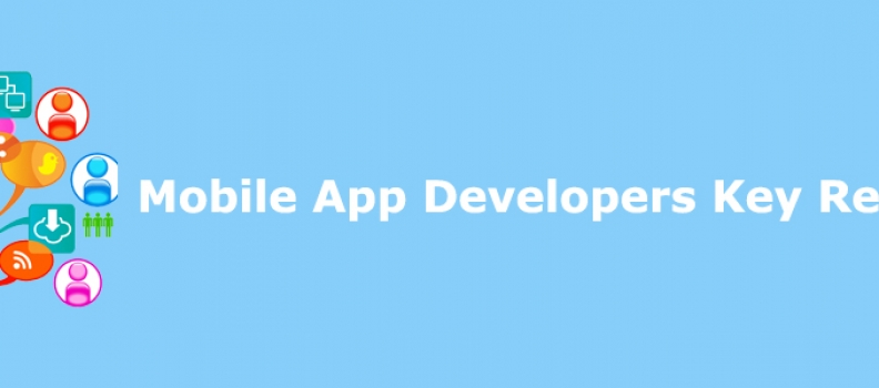 Mobile App Developers Key Results 2016
