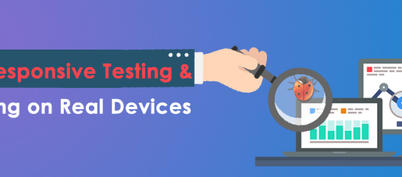 Mobile Responsive Testing and Debugging on Real Devices