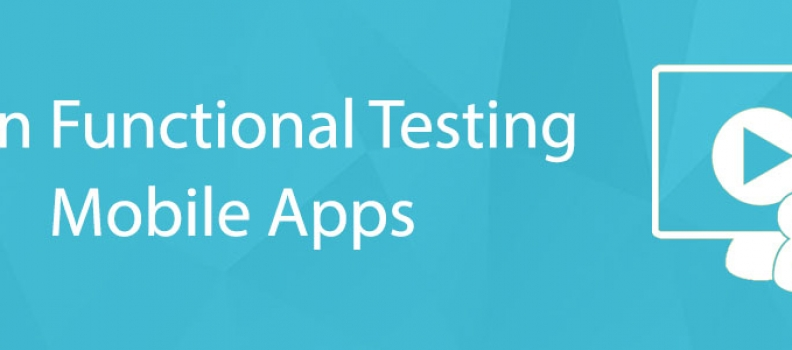 Webinar – Non Functional Testing – Mobile Apps