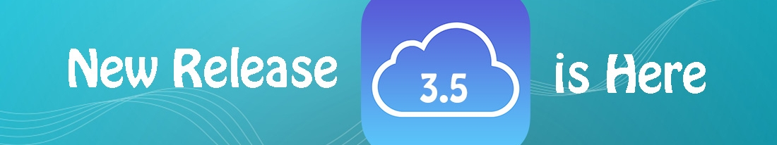 Release 3.5 is Here