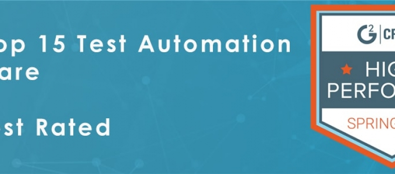pCloudy Among Top 3 Test Automation Software
